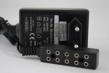Steger Beleuchtungstrafo für Modellbahnbeleuchtung Gleichstrom 18v 18w