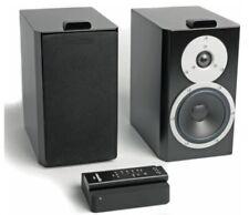 Dynaudio XEO 4 Schwarz Paar Funk-Aktiv-Lautsprecher mit Connect UVP war 2.050,00