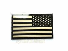 Dummy TAN/IR US Flag Right Patch Devgru aor1 aor2 NSWDG