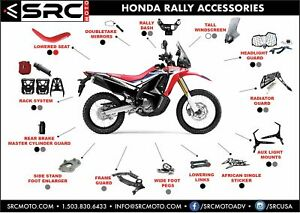 Lowering Links by SRC MOTO for HONDA CRF 250L/300L & Rally