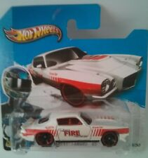 Hot Wheels 1:64 V5467 2012 HW CITY 1970 Chevy Camaro Rs-konomo fire chief