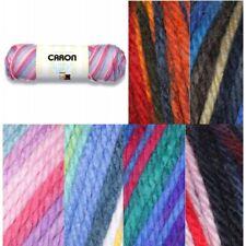Caron Simply Soft Stripes Aran Yarn Knitting Crochet Crafts 141g Ball