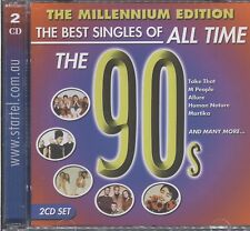 Various Artists - Best Singles of the 90's, 2CD startel