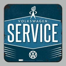 VW Service Volkswagen Car Camper Classic Garage 3D Drinks Table Coaster