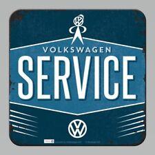 VW Service Volkswagen Voiture Camper Classique Garage 3D boissons Table Coaster