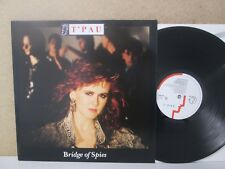 T'PAU- The Bridge of Spies LP (1987 Vinyl EX) China in Your Hand/Heart and Soul