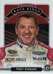 2021 Donruss OPTIC Auto Racing- Base, Rated Rookie, Race Kings (YOU PICK)