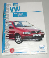 Repair Manual VW Polo 6N Gasoline, Year of Construction 1996 - 1999
