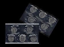 2000 P+D Massachusetts Maryland No. Carolina Virginia New Hampshire US Mint Set