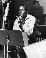 Miles Davis - 8x10 B&W Photo