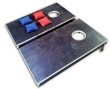 Mini Cornhole Set - Professional 1/2 Scale - Includes 4 inch bags - Awesome Fun!