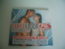 DANCEFLOOR FG DJ RADIO ETE / SUMMER 2009 - COMPILATION CD DIGIPACK NEUF