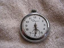 Vintage Ingraham Sturdy Pocket Watch
