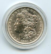 1881-O morgan silver dollar CHBU, UNCIRCULATED NICE POLISHED  COIN,KEY DATE #401