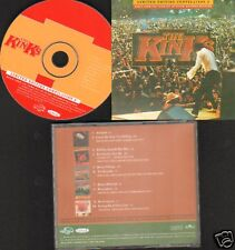 KINKS Limited Edition Compilation 3 NEW CD PROMO 10 tr
