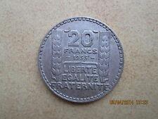 UNE PIECE de 20 FRANCS 1933