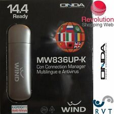 2 chiavetta MW836UP-K ONDA INTERNET KEY 14,4Mb super offerta !!!!!!!!!!!!!!