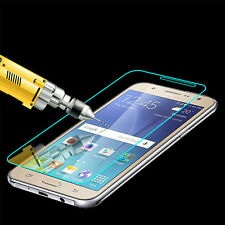 For Samsung Galaxy J7 2015 9H Genuine Tempered Glass Screen Protector Film Guard
