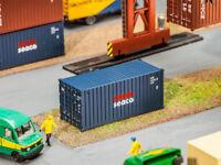 Faller 180835 20' Container SEACO 1:87 H0  Neu