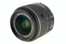 Nikon Zoom Nikkor DX 18-55mm F/3.5-5.6G II AF-S VR Bildstabi Objektiv #20MP0013A