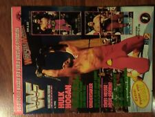 WWF world wrestling federation magazin 6 /1993