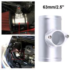 "2.5"" Air Flow Sensor Mount Performance Air Intake Meter Adapter For Nissan Chery"