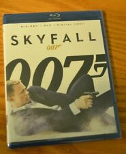 SKYFALL  007 BLU-RAY DVD  WIDE SCREEN NEW