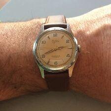 Orologio Da Polso Bifora Vintage Carica Manuale cal 934 watch montre cassa 31
