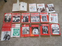 CHESS LIFE and CHESS LIFE & REVIEW lot of 110 vintage magazines 1963 - 1980