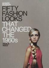 LIVRE/BOOK : MODE DES ANNEES 60 (fifty fashion looks 1960s,60s,vintage)