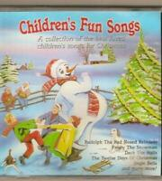 Children's Fun Songs: A Collection of the Best Loved Children's Songs for Christ