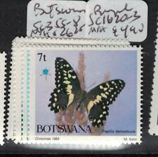 Botswana Butterfly SC 355-8 MNH (3efx)