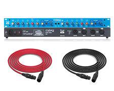 Maag Audio EQ4M | EQ4M 6-band EQ4M Dual Channel Mastering EQ | Pro Audio LA