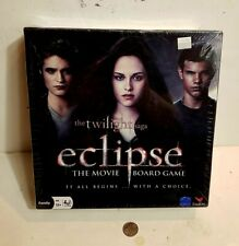 the Twilight Saga eclipse movie board game family Cardinal factory sealed 2010