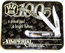 Imperial Schrade Trapper Knife 2016 Limited Edition Folding Knife Gift Set