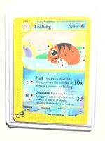 SEAKING - 59/147 - Aquapolis - Uncommon - Pokemon Card - NM