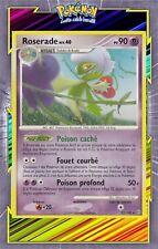 🌈Roserade - DP07:Tempête - 23/100- Carte Pokemon Neuve Française