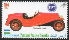 1935 FIAT 508 BALILLA Sports Car Automobile Stamp