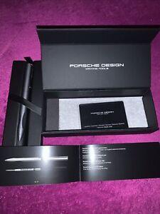 Porsche Design Kugelschreiber P3120, Neu Und Ungeschrieben