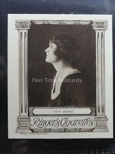 No.18 IVY DUKE Cinema Stars - Edwards Ringer & Bigg EXMOOR HUNT 1923