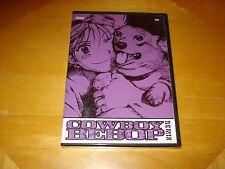 Cowboy Bebop - Session 5 (Anime DVD, 2006, Remixed Audio, New)