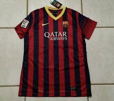 NWT NIKE FC Barcelona  2013/2014 Soccer Jersey Women's Large