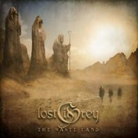LOST IN GREY - THE WASTE LAND (DIGIPAK)   CD NEUF