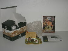 Lilliput Lane Olde Cob House L2974 Mib