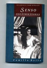 Camillo Boito # SENSO AND OTHER STORIES # Dedalus/Hippocrenen 1993