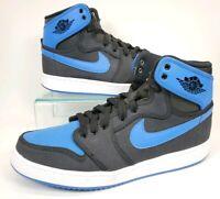 Nike Air Jordan Retro 1 High KO OG Royal Sport Blue Black White 10.5 638471-007