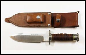 Vintage RARE NEAR MINT HACKMAN FINLAND SURVIVAL KNIFE VIETNAM LOOK JPK SUPER