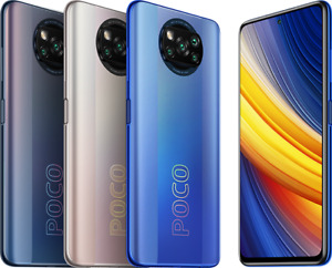 "Xiaomi POCO X3 Pro 6Go 128Go Handy 6,67"" 120Hz 5160mAh Smartphone Global Version"