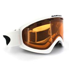 6622df9370 Oakley Ski Snow Goggles 02 XS 59-095 Matte White Persimmon
