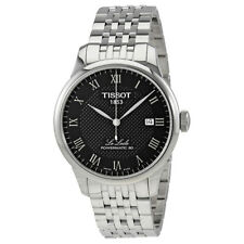 Tissot Le Locle Powermatic 80 Automatic Black Dial Mens T006.407.11.053.00